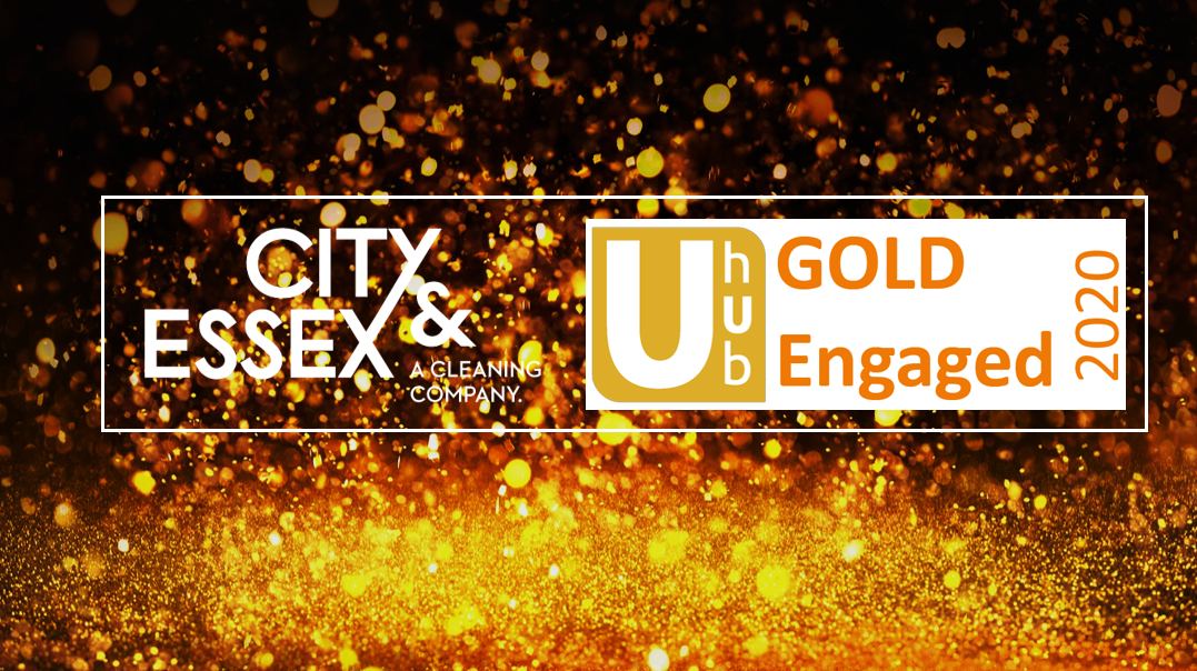 City & Essex reaches Gold engagement milestone with UhUb